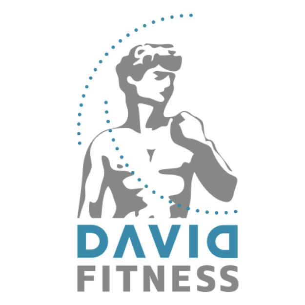 David Fitness Logo