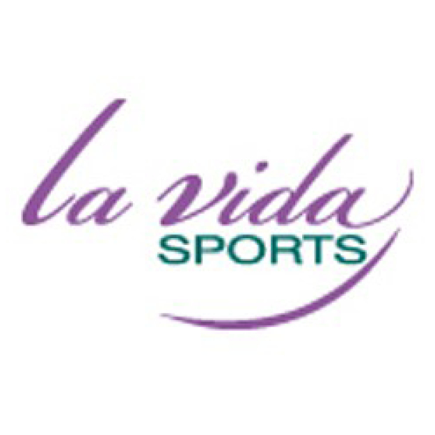 La vida sports Logo