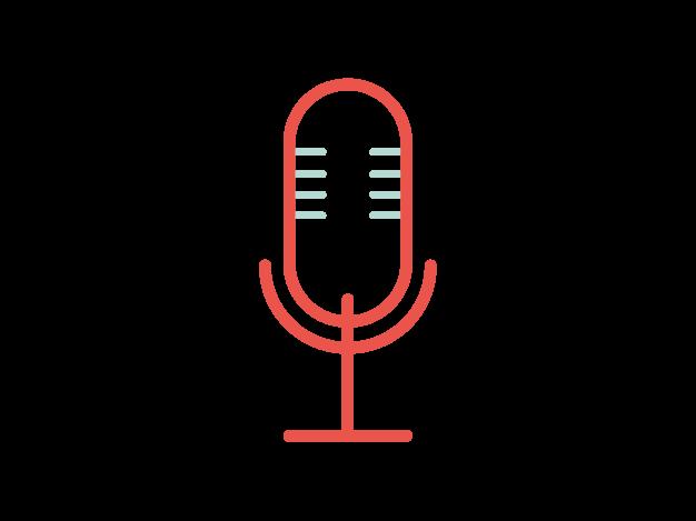 Mikrofon Symbol